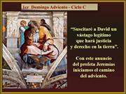 1er. DOMINGO DE ADVIENTO -C- 291115