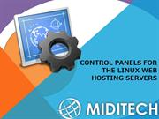 Know more about control panel