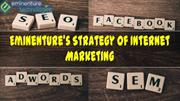 Eminenture's Strategy of Internet Marketing
