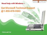 Need help with Microtechnical support #1-855-878-5563soft