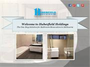 The One Stop Solution for Bathroom Renovation in Melbourne