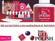 IBD Just Gel Nail Polish Available Online at Norris