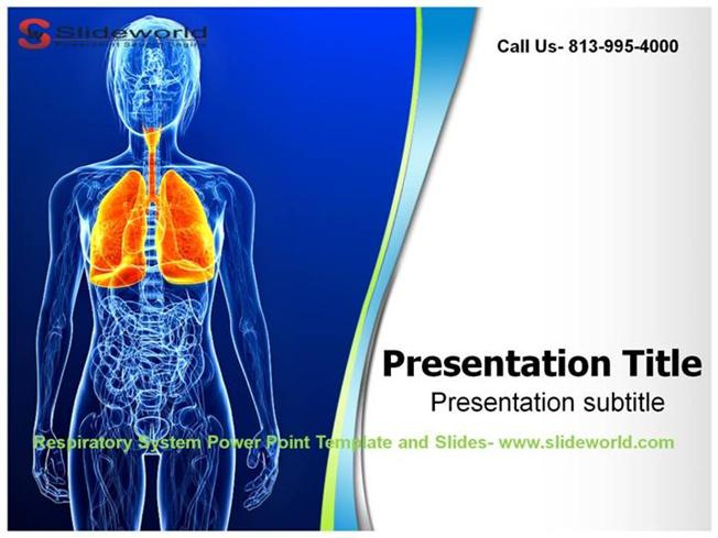respiratory system powerpoint - Gecce.tackletarts.co