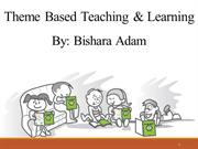 Theme Based Teaching & Learning