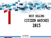 10 Best Selling Citizen Watches 2015