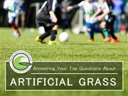 Answering Your Top Questions About Artificial Grass