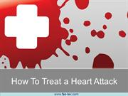 How to Treat a Heart Attack