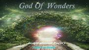 God Of Wonders Power Point