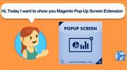 Increase conversions by use of Magento Popup Extension!