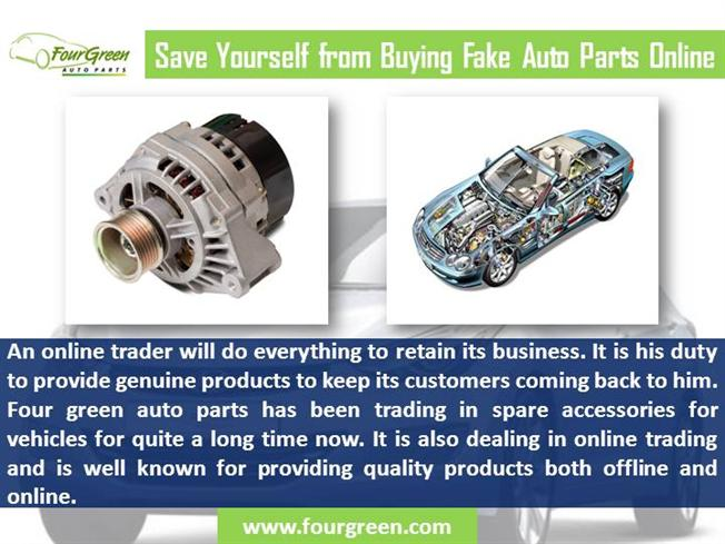 Save Yourself from Buying Fake Kia Auto Parts Online |authorSTREAM