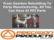 From Gearbox Rebuilding To Parts Manufacturing, All You Can Have At PP