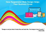 How Responsive Web Design Helps Your Business Grow