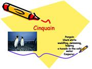 Cinquain PowerPoint Lesson-1.ppt