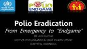 Polio End game Strategy