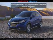 Goudy Honda - 2016 Honda HR-V Dealer in Los Angeles
