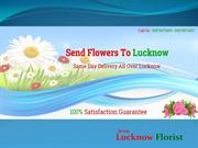 Online Flowers Delivery To Lucknow