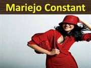 Mariejo Constant - Fashion Icon