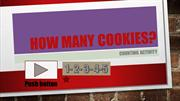 How Many Cookies Interactive game
