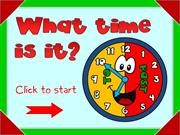 Whats the time?