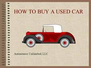 Autosource-Unlimited-LLC HOW-TO-BUY-A-USED-CAR
