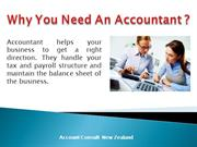 why i chose to be an accountant An accounting background allows you to transition into consulting, trading, teaching and even recruiting (hey, that's what we did) 6 flexibility and travel.