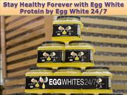 Stay Healthy Forever with Egg White Protein by Egg White 247