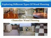 Get Different Types of Engineered Wood Flooring