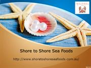 Buy Seafood Online Queensland | Shore to Shore SeaFoods