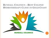 Bundall colonics – Best Colonic Hydrotherapy Clinic in Gold Coast