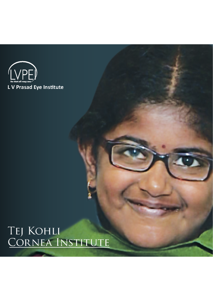 Tej Kohli Cornea Institute Brochure |authorSTREAM