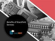 Benefits of SharePoint Services