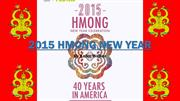 2015 HMONG NEW YEAR
