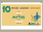 10 Booze Legends Debunked: Truth behind Myths Every Drinker Believes