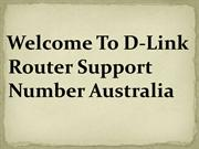 D-link Technical Support | Router | 1 800-823-141 | Toll-Free Number