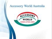 Overview Of Products Offered By Accessory World