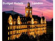 10 Budget Hotels In London For In 2015 - 2016