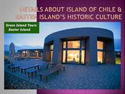 Details about Island of Chile & Easter Island's Historic Culture