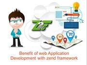 Benefit of web Application Development with zend framework