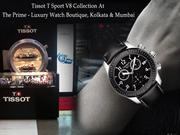 Tissot T Sport V8 Collection At The Prime - Luxury Watch Boutique, Kol