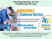 Air Conditioning,Plumbing & heating