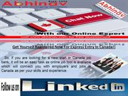 Get Yourself Registered Now For Express Entry In Canada!!