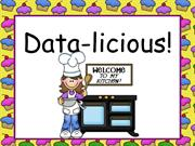 Data licious Graphing for Website