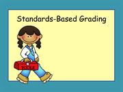 Standards-Based Grading and Reporting Website