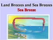 Land and Sea Breezes