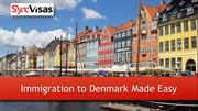 Know about Denmark Migrate and settle with Visa of Denmark