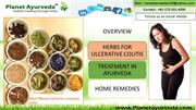 Manage Ulcerative Colitis in Ayurveda