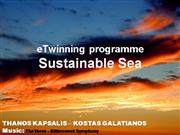 Sustainable Sea-Our partners