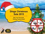 Christmas Fishing Tackle Sale - Fishing Rods, Reels & Gear
