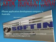 iPhone application development company in Australia