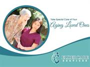 Take Special Care of  Your Aging Loved Ones